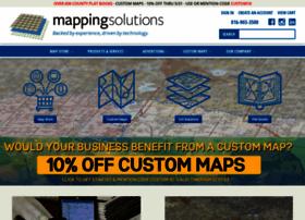 mappingsolutionsgis.com