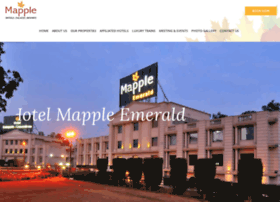 mapplehotels.com