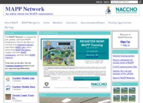 mappnetwork.naccho.org
