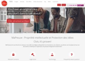 mapreuve.fr