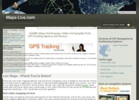 maps-live.com