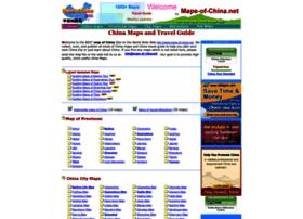 maps-of-china.net