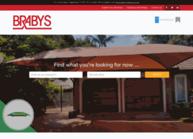 maps.brabys.co.za