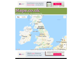 maps.co.uk