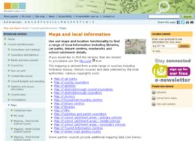 maps.dorsetforyou.com