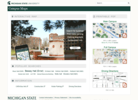 Maps.msu.edu
