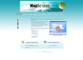 mapscope.eu