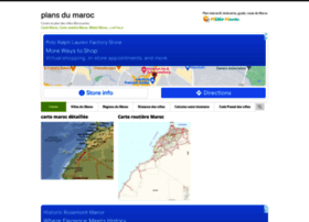 mapsdumaroc.com