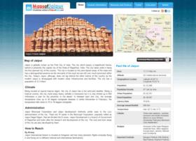 mapsofjaipur.com