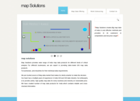 mapsolutions.in