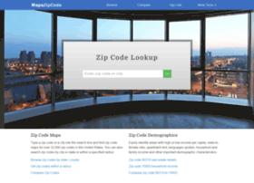 mapszipcode.com
