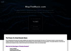 mapthemusic.com