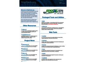 maptools.org