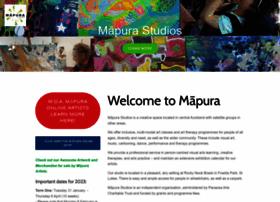 mapurastudios.org.nz