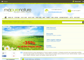 mapurenature.com