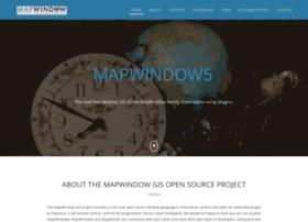 mapwindow.com