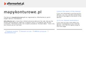 mapykonturowe.pl