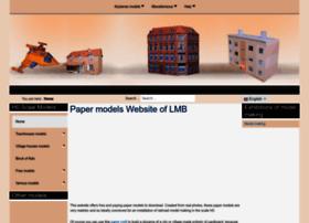 maquette-carton-kartonmodellbau.com