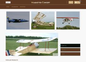 maquettes-concept.com