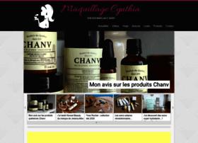 maquillagecynthia.com