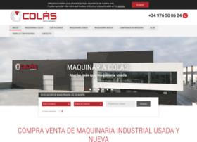 maquinariacolas.com