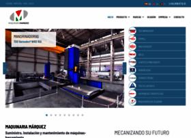 maquinariamarquez.com