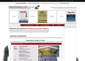 maquinariapesada.com.mx
