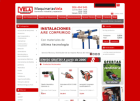 maquinariasvela.com