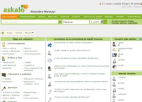 maracay.askalo.com.ve