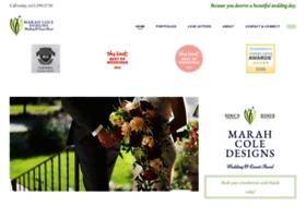 marahcoledesigns.com