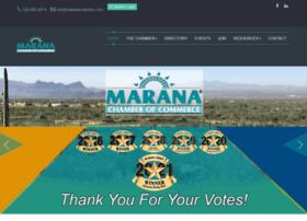maranachamber.com