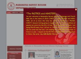 maranathaorphan.org