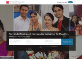 marathamatrimony.com