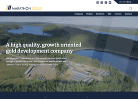 marathon-gold.com