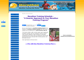marathon-training-schedule.com