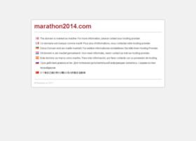 marathon2014.com