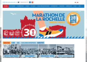 marathondelarochelle.com