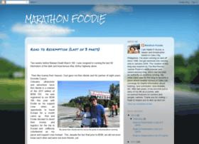marathonfoodie.blogspot.com