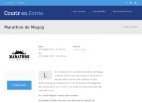 marathonmagog.com