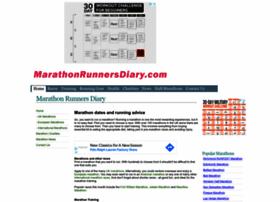 marathonrunnersdiary.com