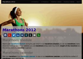 marathons2012.net