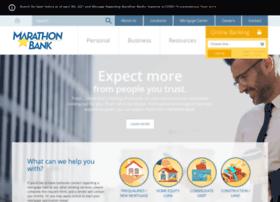 marathonsavingsbank.com