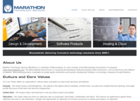 marathontechservices.com