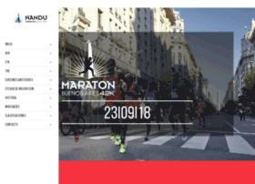 maratondebuenosaires.org