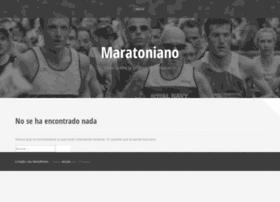 maratoniano.es