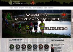 maratonpuszczy.sierakow.pl