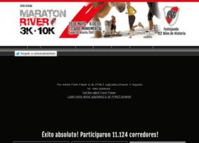 maratonriver10k.com
