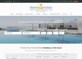 marbellaforsale.com