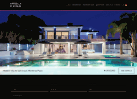 Marbellaplatinum.com