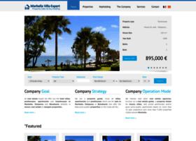 marbellavillaexpert.com